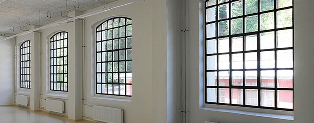 Finestre in acciaio ad isolamento termico finestre af - Finestre in acciaio ...