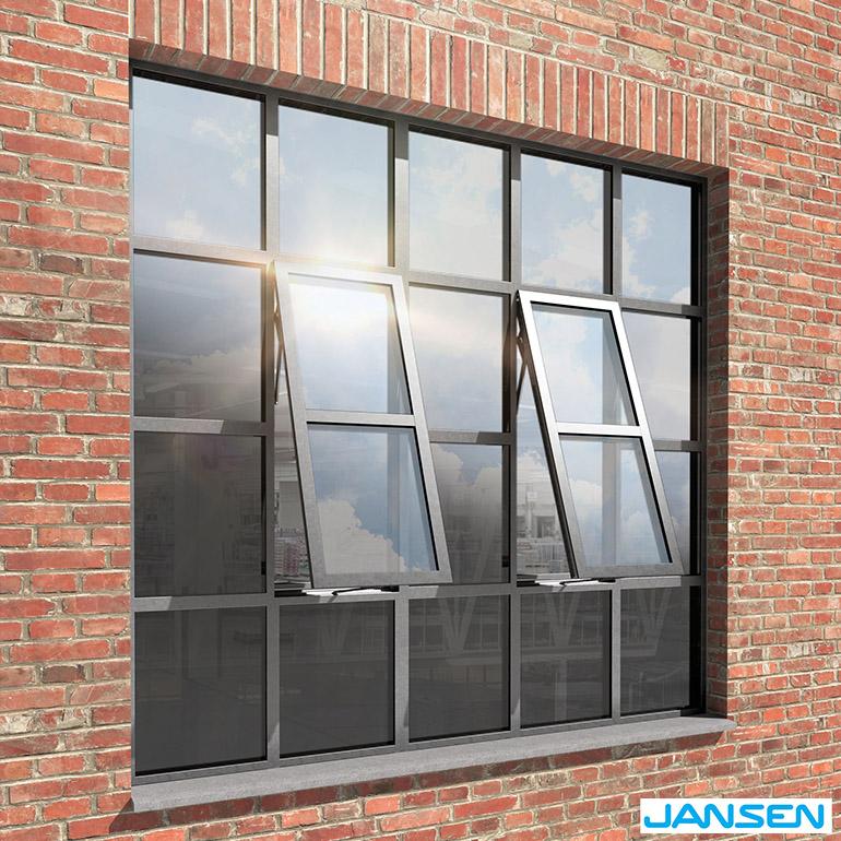 Finestre in acciaio ad isolamento termico finestre af - Finestre isolamento termico ...